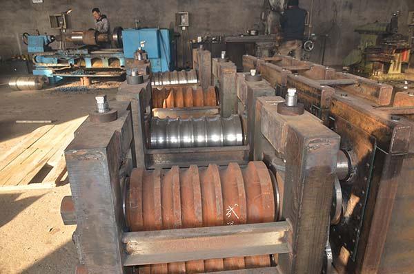 轧钢机械设备加工
