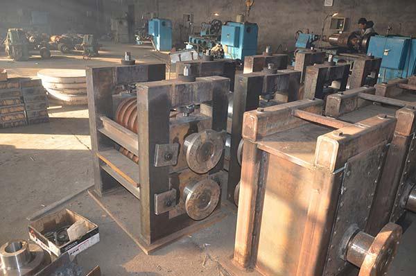 钢筋轧钢机生产厂家