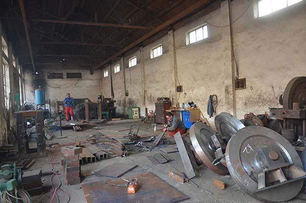 轧钢厂设备